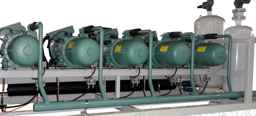 Heatcraft Announces Addition of Low Temperature Models to Screw Compressor Condensing Unit Product Line