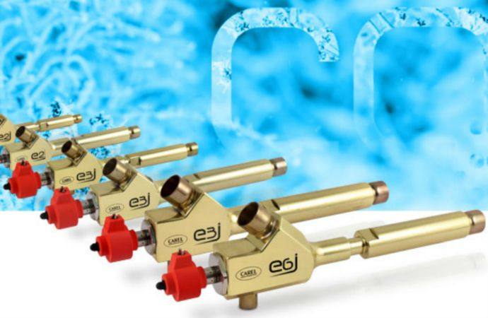 Carel to bring ejectors to North America
