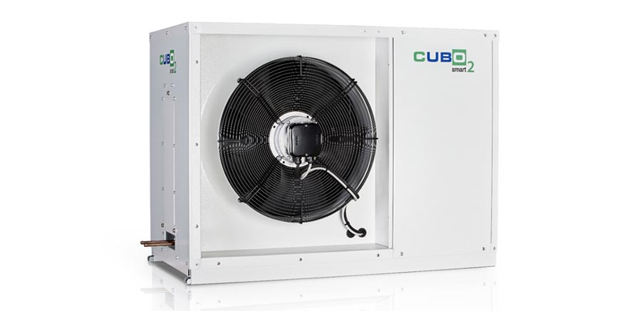 Latest CO2 condensing unit in UK