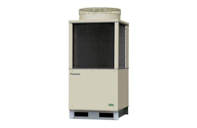 Panasonic begins selling 10 HP CO2 outdoor condensing unit in Europe