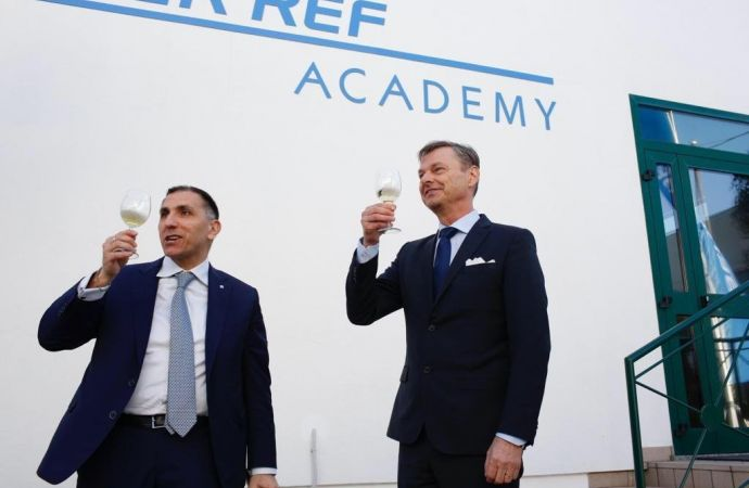 The Beijer Ref Academy, inaugurated on 21 March at SCM Frigo's headquarters in Italy, is exclusively dedicated to CO2.