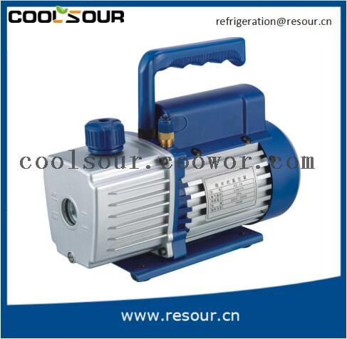 Coolsour Single Stage Vacuum Pump Small Vacuum Pump