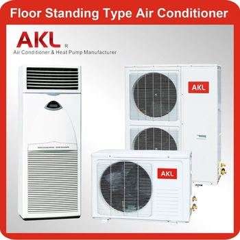 general 1 5 ton floor standing air conditioner with iso. Black Bedroom Furniture Sets. Home Design Ideas