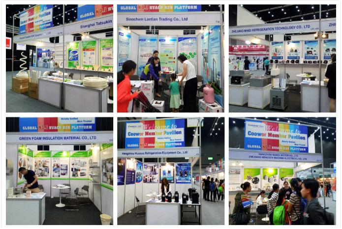 best refrigerator brands exhibit in Bangkok - Coowor com