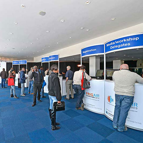 2018  AFRICA HEATING, ENERGY, VENTILATION, AIR CONDITIONING & REFRIGERATION EXHIBITION
