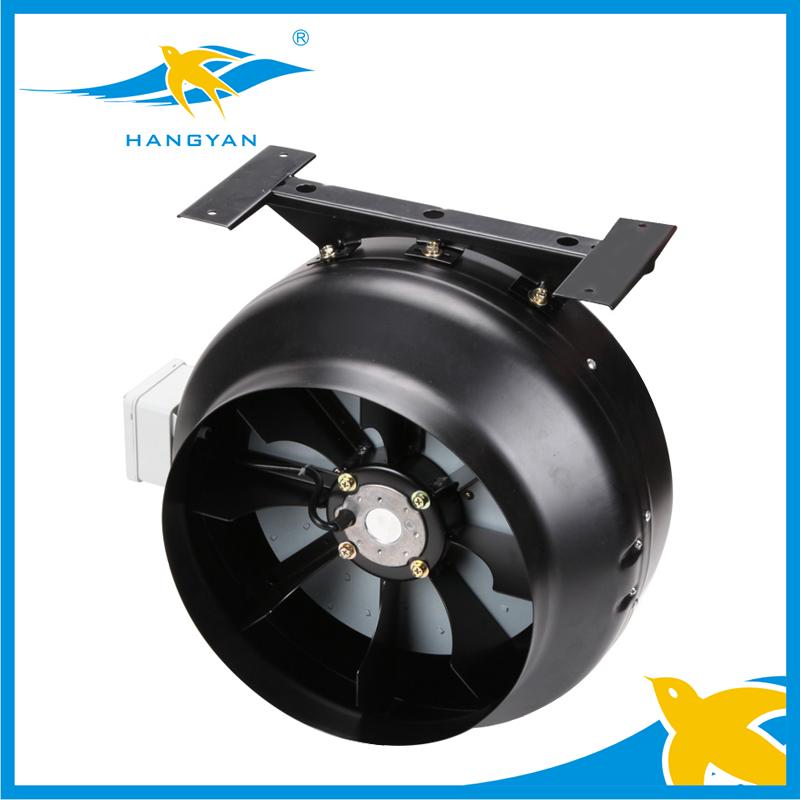Inline Fan Structure : Hot sales mm for exhaust blower inline duct fan