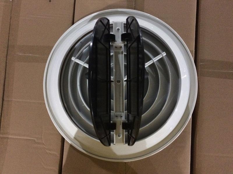Air Conditioning Diffusers : Air conditioning round diffuser aluminum