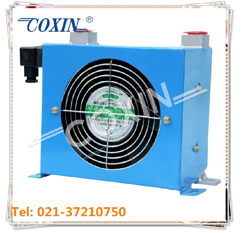 Oil Coolers For Hydraulic Systems : Coxin air oil cooler aw ca for hydraulic system pump