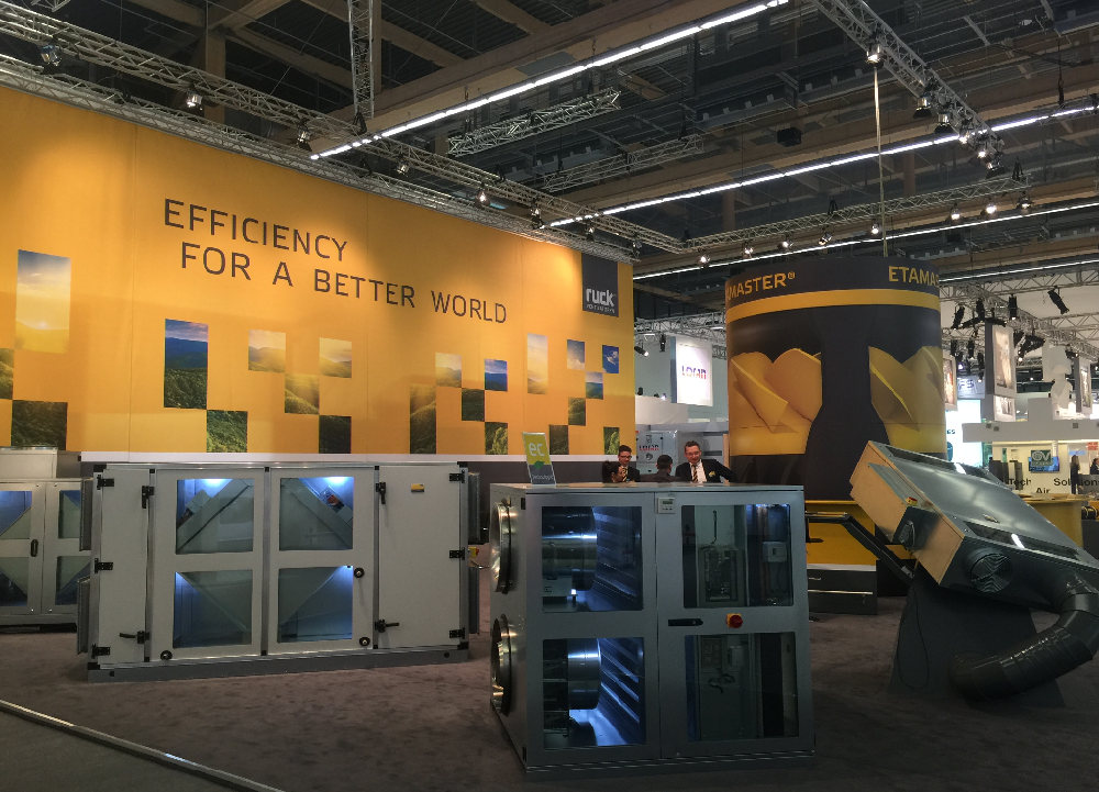 2014 New York international air conditioning heating and refrigeration equipment exhibition
