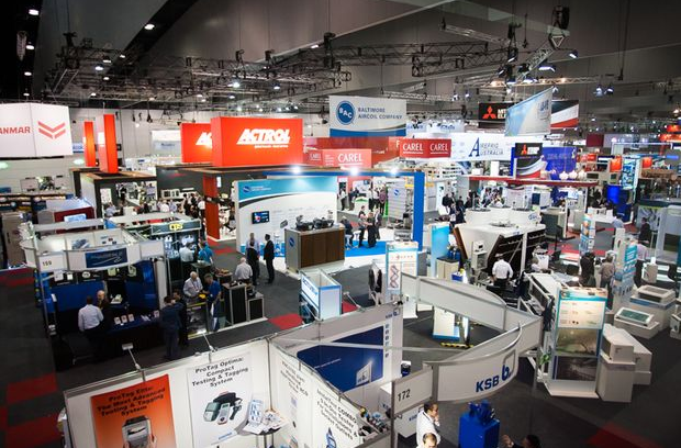 2016 Australia International Air Conditioning, Refrigeration & Building Services Exhibition