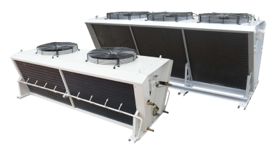 INV series  V-Bank Air Cooled Condenser