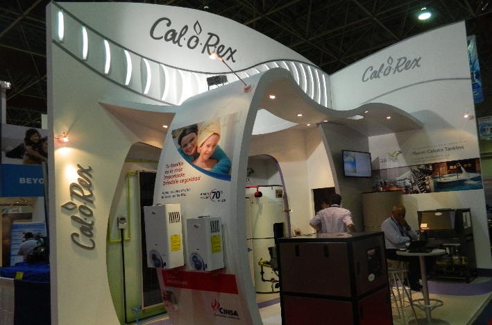 2014 Mexico international air conditioning heating and Refrigeration Exhibition