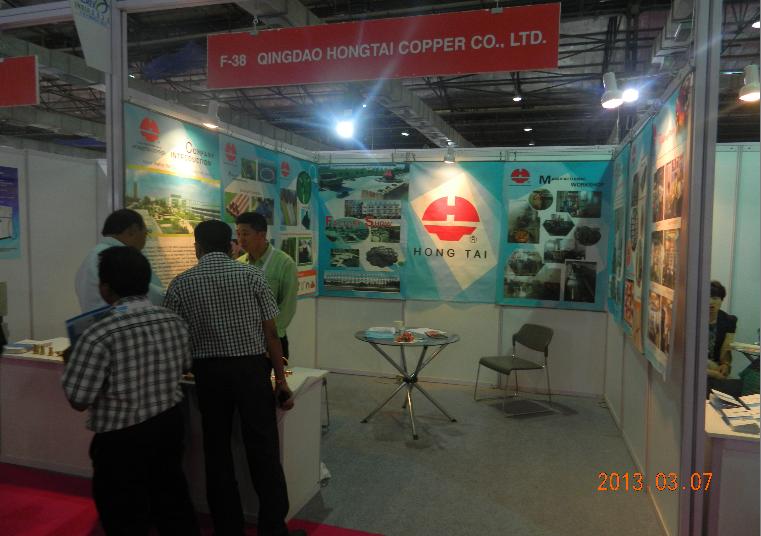 2013 India international refrigeration air conditioning and ventilation equipment exhibition