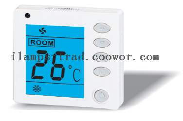 Intelligent Central Air-Condition Thermostat ILH104