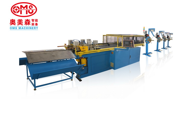 CNC tube chipless cutting machine