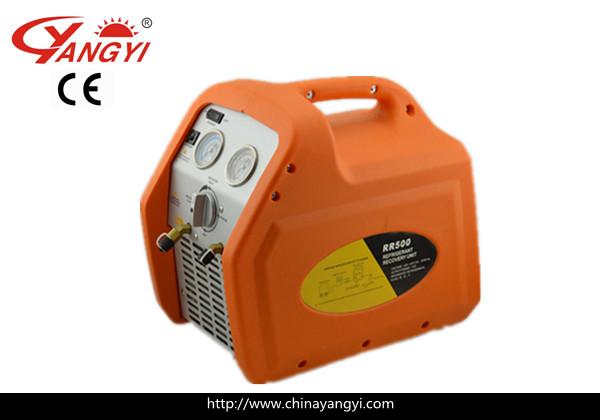 ac refrigerant recovery machine