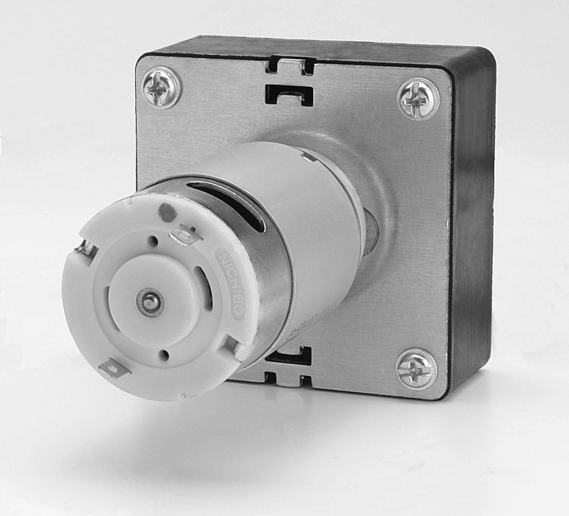 High torque carbon brushed DC Geared motor DC38GBV