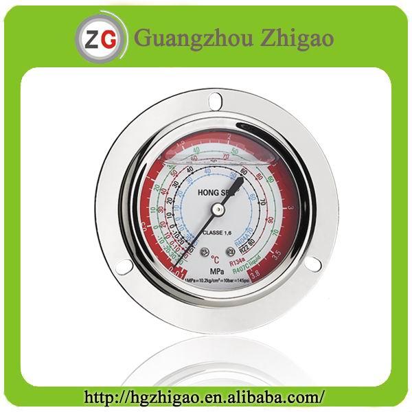 High Pressure Meter : Hongsen high pressure oil gauge coowor