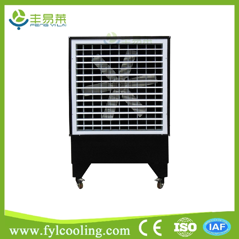 Portable Body Fans : Water cooler air conditioner plastic body not iron