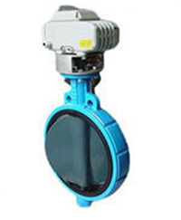 Soloon Electronics Butterfly Valve S6063 (DN40-500)