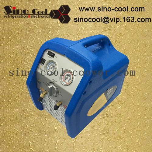 refrigerant recovery machine mini refrigerant recovery unit