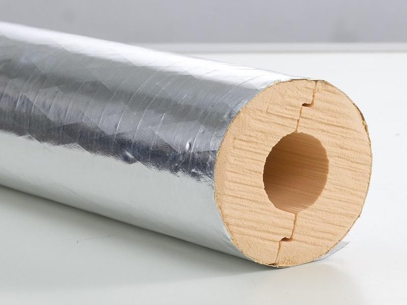 Phenolic Foam Insulation Pipes