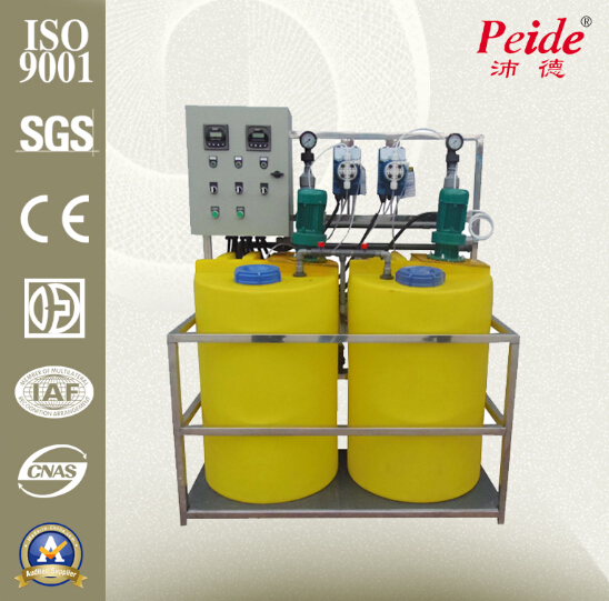 Automatic water chemical dosing system