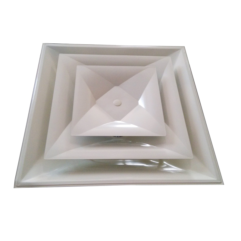 Hvac Ventilation Square Air Diffuser R Sfd 600x600