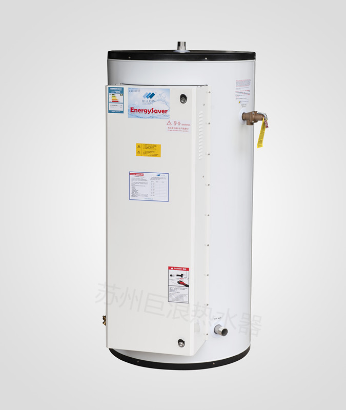Bce commercial electric tank type water heaters for Super insulated water heater
