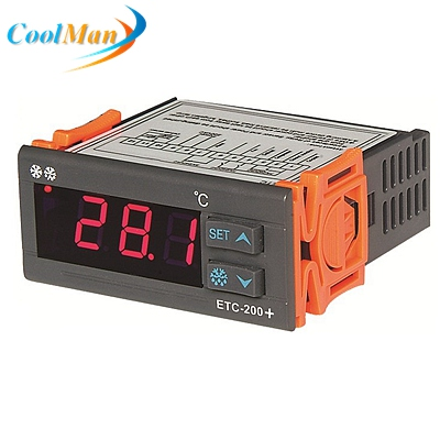 Elitech temperature controller ETC-200+