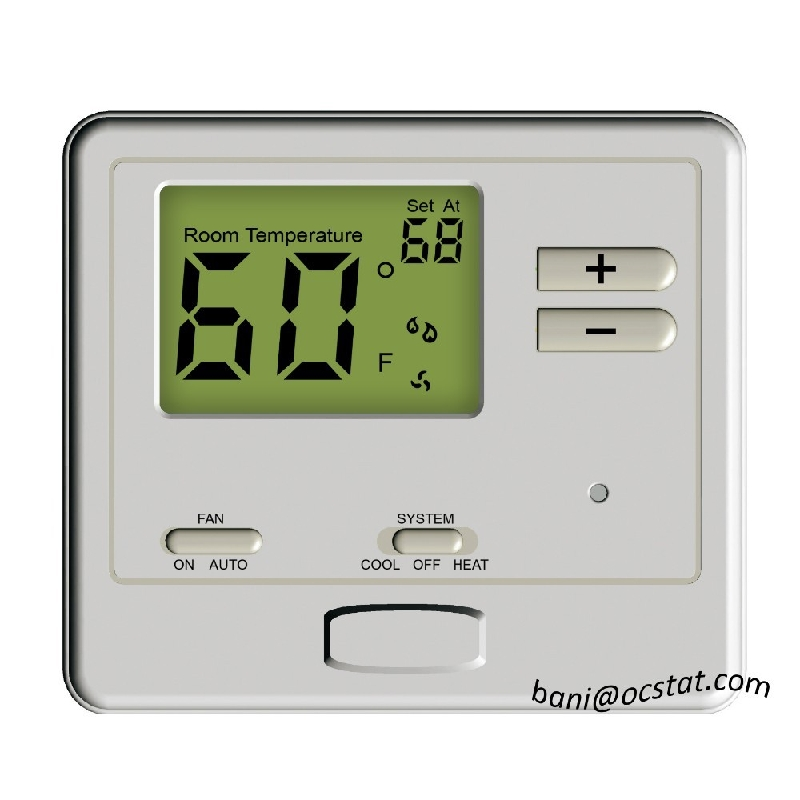 C7 rf room thermostat for Room heating system