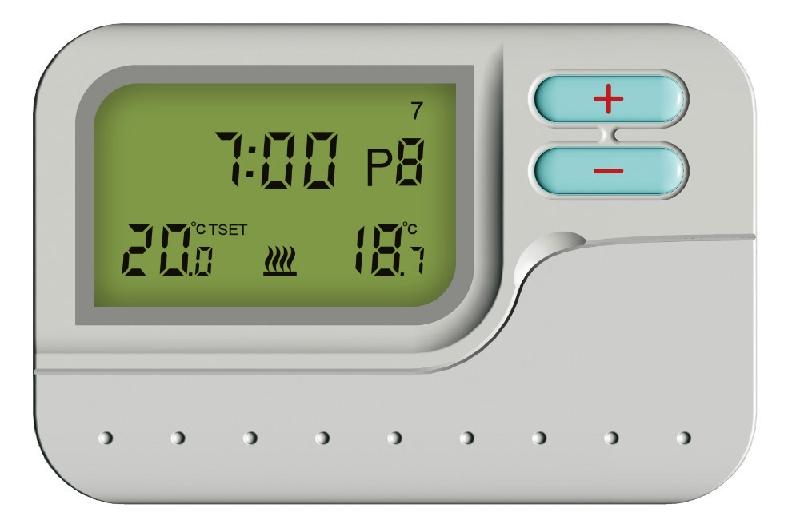 Wireless Digital Programmable Room Thermostat