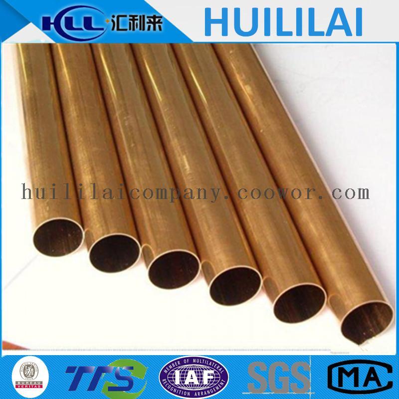 Wholesale hard drawn large diameter straight copper pipe