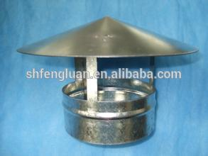 ... Galvanized Steel Round Roof Vent Cap/ Waterproof Ventilation Vent Pipe  Cap / Rainproof Roof Cowl ...