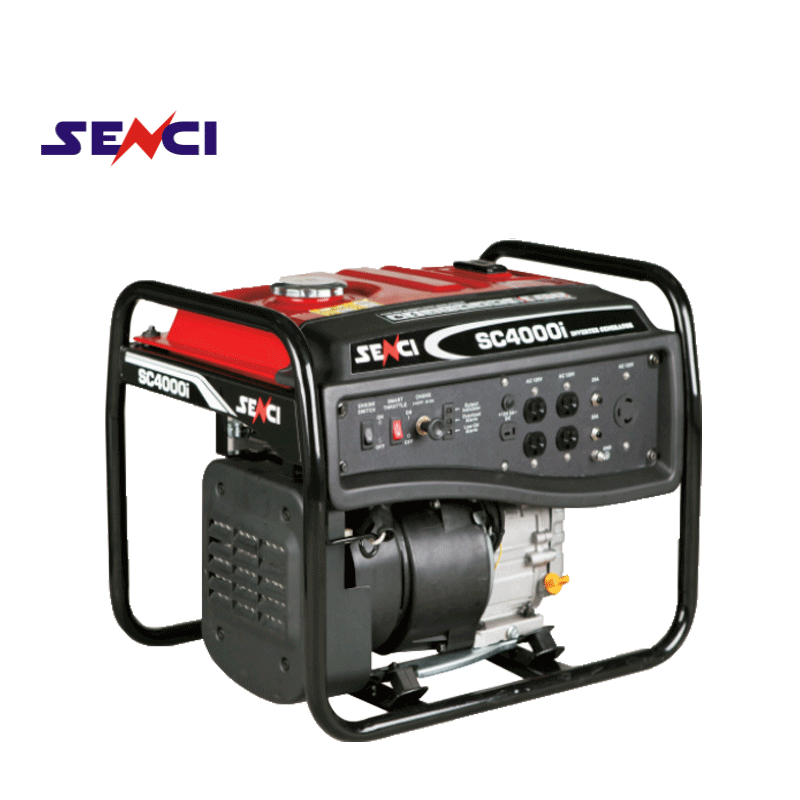 Magnet Permanent Portable Gasoline Inverter Generator With Spare Parts Provided