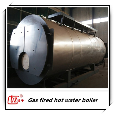 Hot Water Central Heating System Gas Boiler