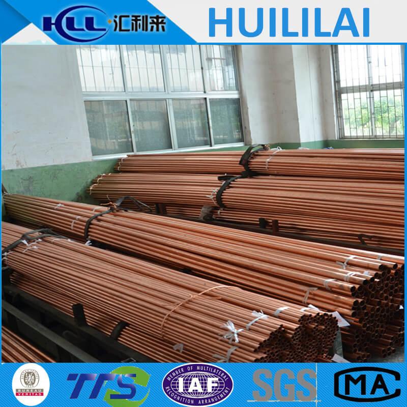 Straight large diameter copper pipe price meter coowor