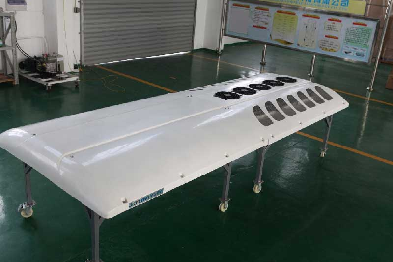 37KW DC 24V Roof Mounted Bus Air Conditioning System
