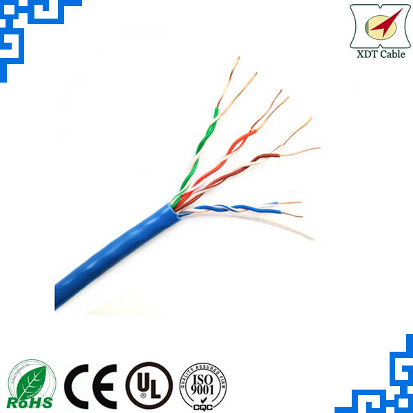 Factory Directly Provide High Quality 305M Box BEST Cat5e function network cable