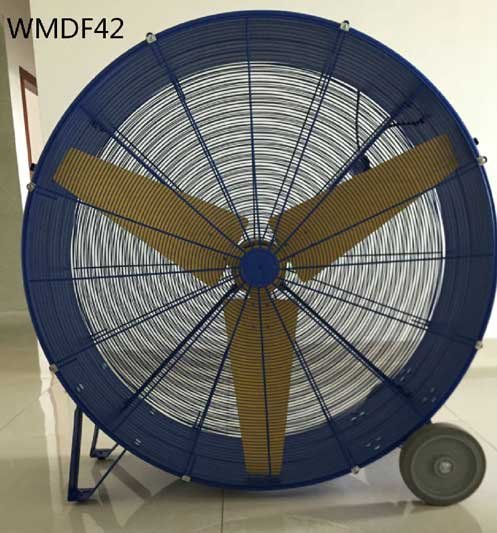 High Volume Fan : Inch high volume fan velocity drum for