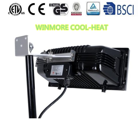 Instant warming electric infrared heater radiant heater for Electric radiant heat efficiency