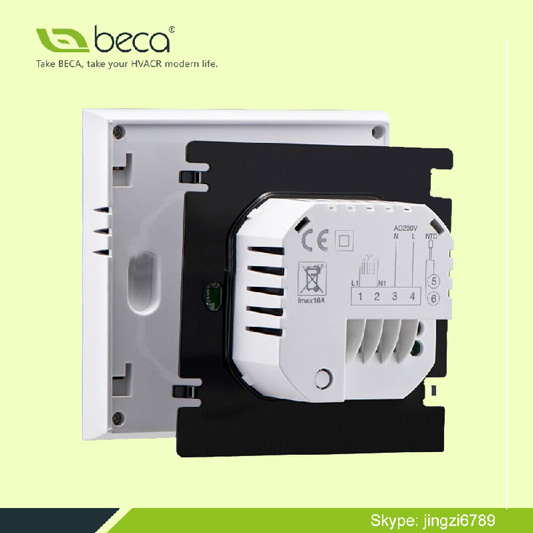 BECA China Electric Heating Room Thermostat