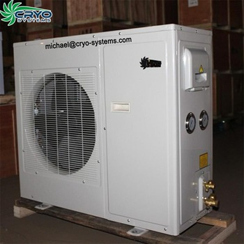 10hp Copeland Air Cooled Condensing Unit Cold Room