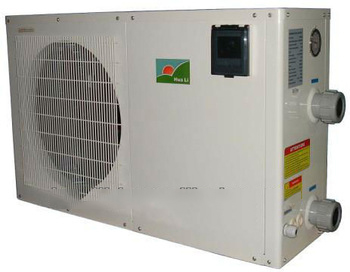 Heat Pump Water Heater For Swimming Pool