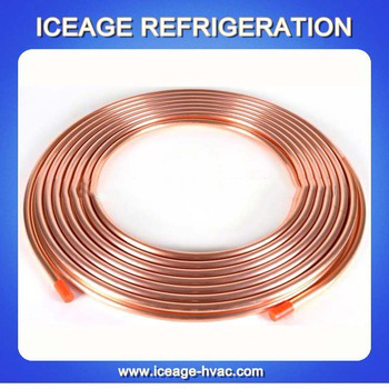 Iceage copper pipe price for Copper pipe cost