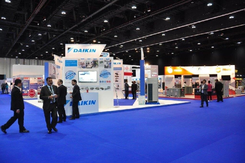 Climate Middle East 2017 - International Exhibition for HVACR