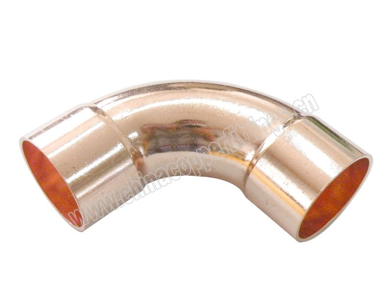 R a high pressure copper fittings thicker thickness