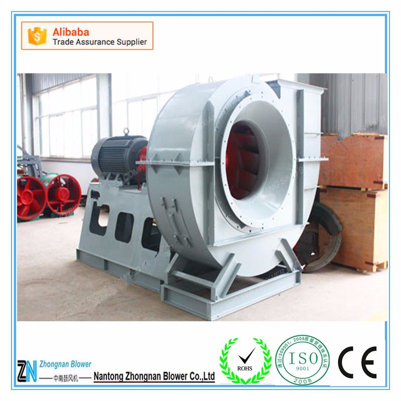 Dust Removal Fans : High air volume dust removal fan blower for power plant