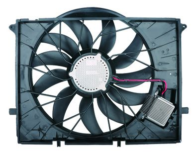 For W220 850w Automobile Electric Radiator Cooling Fan