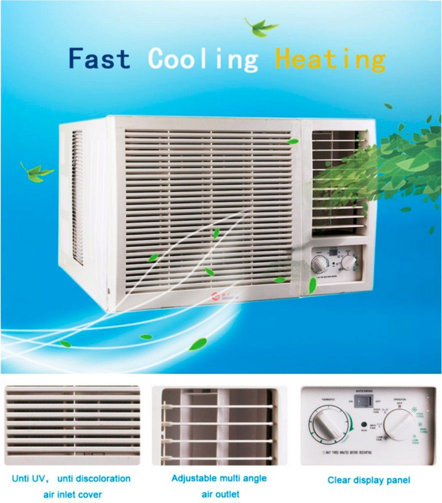 1 5 ton 2 ton window ac unit